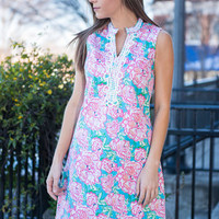 The Blakely Dress, Pink