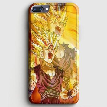 Dragon Ball Z Goku Kanji iPhone 8 Plus Case