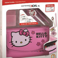 Nintendo 3DS or 3DS XL - Hello Kitty Game Traveller