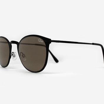 Quay Bailey Black Sunglasses