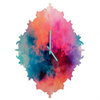 Caleb Troy Temperature Baroque Clock