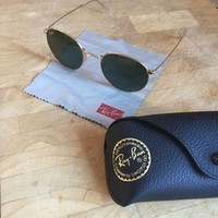 DCCKIN2 Authentic Ray Ban RB3447 Large 53mm *Read description*