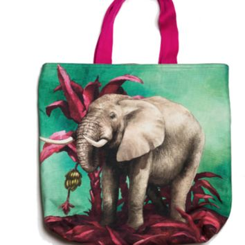Animal Spirit Canvas Bags