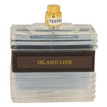 Tommy Bahama Island Life Eau De Cologne Spray (Tester) By Tommy Bahama