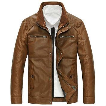 e957049b0a0 Leather Jacket and Coats For Men Natural Leather Jacket Coats Fo