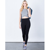 Simple Soft Leggings