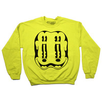 Melting Mouse Sweatshirt Jumper (Multiple Colors Available)
