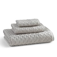 Diamant Towels S/3 | Silverpond