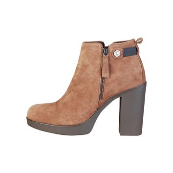 Us Polo Brown Ankle Boots