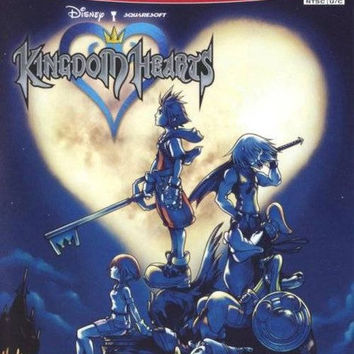 Kingdom Hearts (Sony PlayStation 2, 2003) Greatest Hits Complete