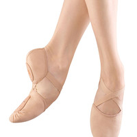 "Elastosplit ""X"" Canvas Ballet Shoe ES0251L"