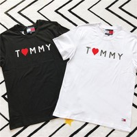 Tommy Hifiger Tommy Jeans Cute Short sleeve T-shirt