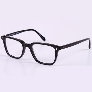 ac NOOW2 Eyeglasses Frame Men Women Computer Optical Oliver Peoples Eye Glasses Spectacle For Women's Transparent Clear Lens Female RS272