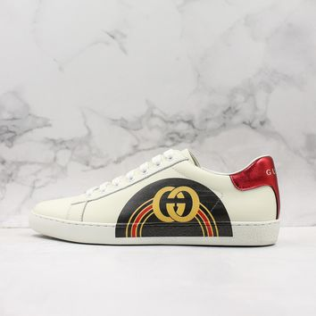 Gucci Ace Embroidered Sneaker Style 456231 - Best Online Sale