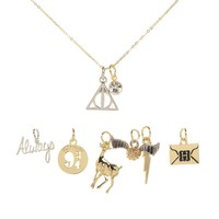 Harry Potter Charm Necklace Harry Potter Accessories Harry Potter Charms - Harry Potter Necklace Harry Potter Jewelry