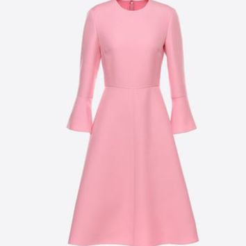 Valentino Crepe Couture Dress, Dresses for Women - Valentino Online Boutique