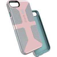 Speck CandyShell Grip Case for iPhone 6, iPhone 7, and iPhone 8, River Blue/Quartz Pink - Walmart.com