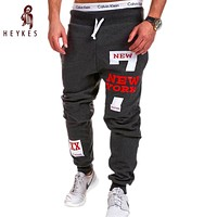 Men Joggers Male Tracksuit Trousers Men Pants Casual Pants Sweatpants