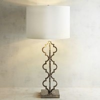 Moorish Tile Table Lamp