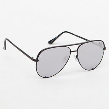 Quay High Key Aviator Sunglasses at PacSun.com