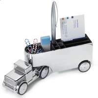 Troika Trucker Organizer Desk Accessory
