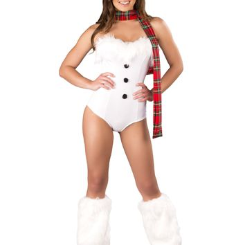 Roma RM-C158 Women's 3pc Ice Queen Costume