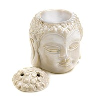 Buddha Head Candle Holder & Warmer