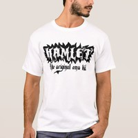 Hamlet - The Original Emo Kid T-Shirt