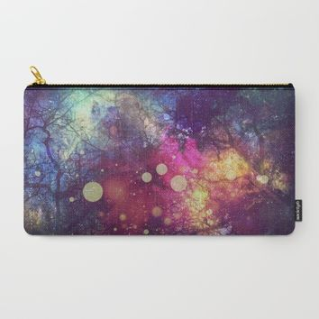 The Universe Behind Carry-All Pouch by Adaralbion