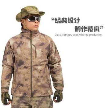 101 us army military uniform for men outdoor clothing camouflage training uniform dark camouflage suit male military uniform