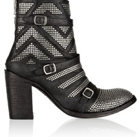 Mexicana - Celine studded leather ankle boots