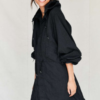 Vintage Overdyed Desert Parka - Urban Outfitters
