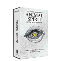 The Wild Unknown Animal Spirit Tarot Deck + Guidebook