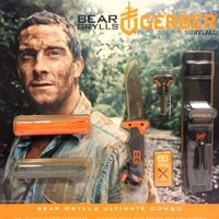 Gerber 31-002167N Bear Grylls Ultimate Knife & Para-