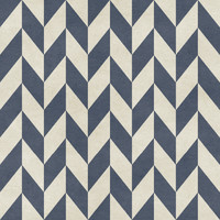 Removable Wallpaper - Sailor Chevron