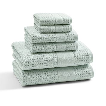 Hammam Towels S/6 | Lucent Blue
