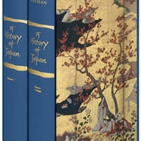 A History of Japan | Folio Illustrated Book