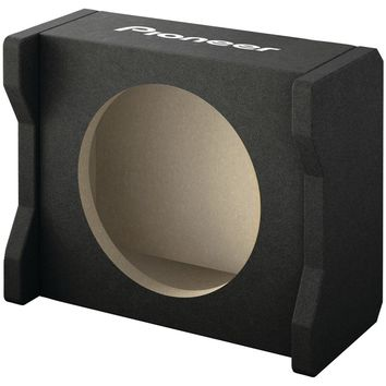 "Pioneer 8"" Downfiring Enclosure For Ts-sw2002d2 Subwoofer"