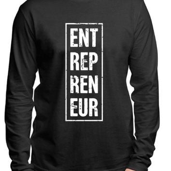 Entrepreneur Vertical  T-shirt