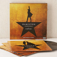 Various Artists - Hamilton (Original Broadway Cast Recording) 4XLP - Urban Outfitters