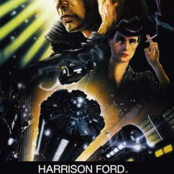Blade Runner Movie Poster Art 24inx36in