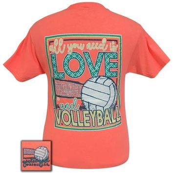 All You Need Is Volleyball Tee