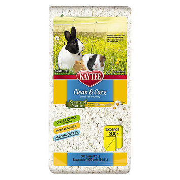 KAYTEE® Clean & Cozy™ Chamomile Scented Small Pet Bedding