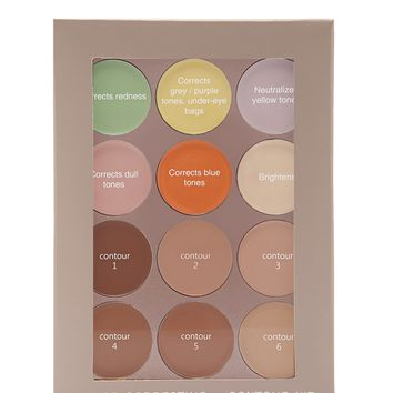 Color Correcting & Contour Kit