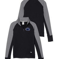 PENN State Ultimate Half-Zip - PINK - Victoria's Secret