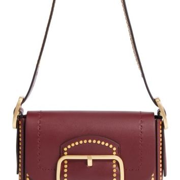 Tory Burch Small Sawyer Studded Leather Shoulder Bag | Nordstrom