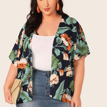 349dd28880 Best Tropical Print Kimono Products on Wanelo