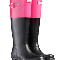 Original Colorblock Rain Boots | Wellies | Hunter Boots US