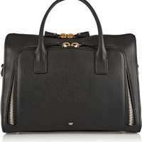 Anya Hindmarch - Maxi Zip textured-leather tote