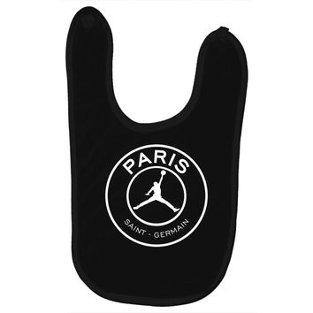 Jordan x Paris Saint-Germain Baby Bibs